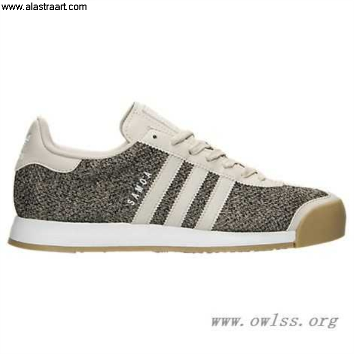Clear Beneficiary Brown/Gum Mens adidas Shoes Casual Samoa Textile BB8599 CIJKRTV145