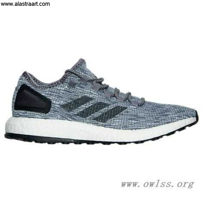 Grey/Dark Grey Heather/Clear Grey Mens Running Needed PureBOOST BA8900 adidas Shoes HKRWX13457