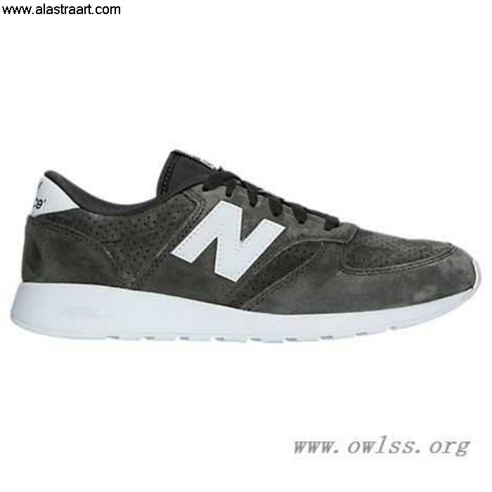Grey/White Benefit Mens New Balance Re-Engineered 420 Casual Shoes MRL420SG BCLPTUVX46