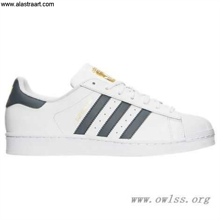 White/Onix Men\s adidas Superstar Shoes Salient BY3714 Foundation Casual CGUVWX0569